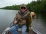 Fishing on East Grand Lake