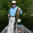 East Grand Lake Bass Fisherman